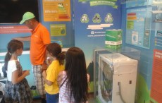 The ECOTIC Caravan and its projects for the general public 20150727_184537