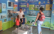 The ECOTIC Caravan and its projects for the general public 20150811_144713