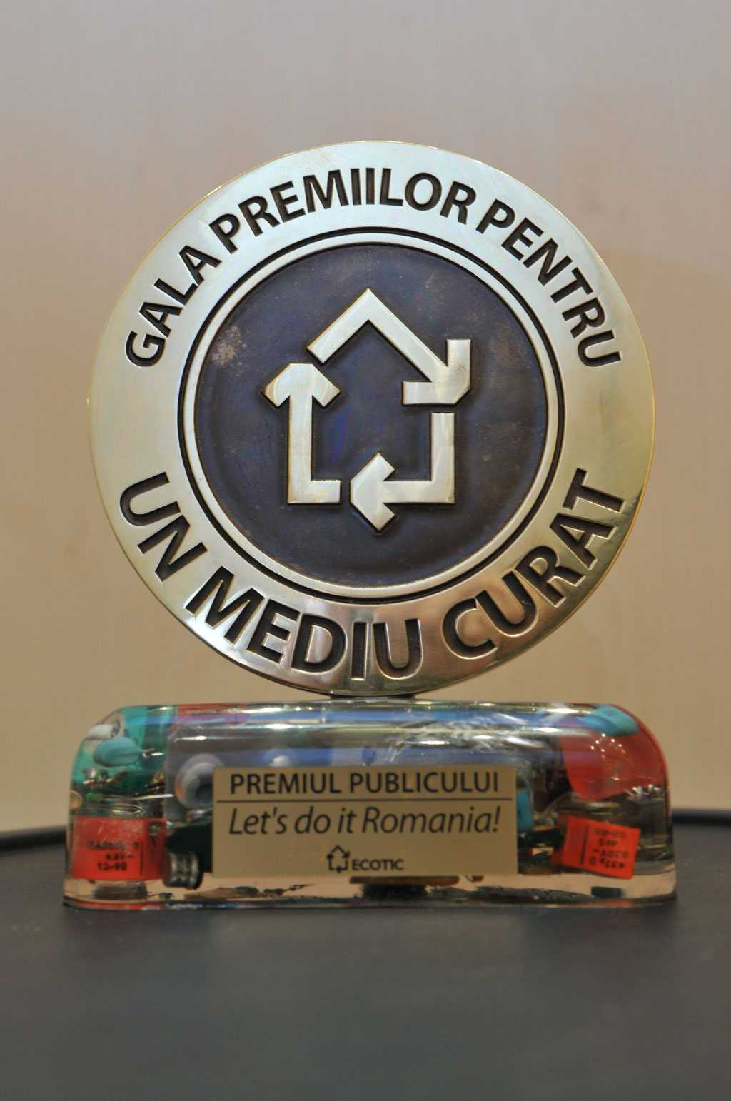 Project Gala Awards for a Clean Environment, second edition