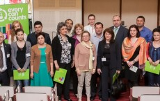 """Conferinta Internationala """"Mecanisme de colectare selectiva si reciclare a dozelor de aluminiu. Romania fata in fata cu marile tari din Europa"""" alucro13"""