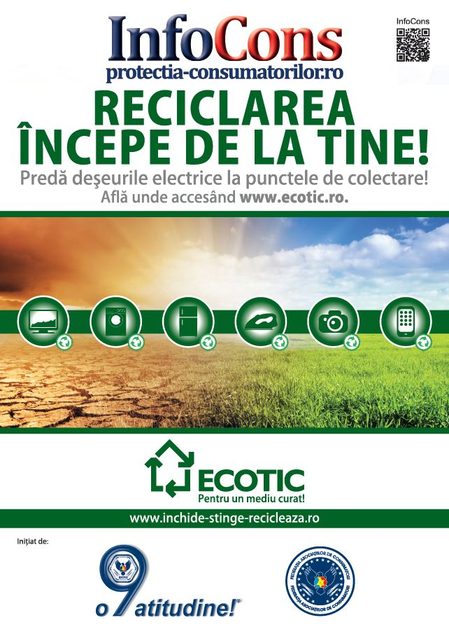 ECOTIC AND INFOCONS: A NEW PARTNERSHIP FOR A CLEAN ENVIRONMENT!