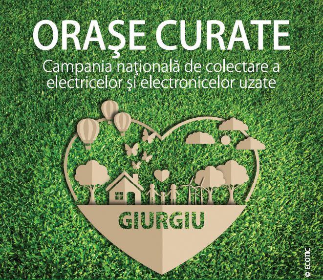 ORASE CURATE: GIURGIU, 13-18 MAI 2019