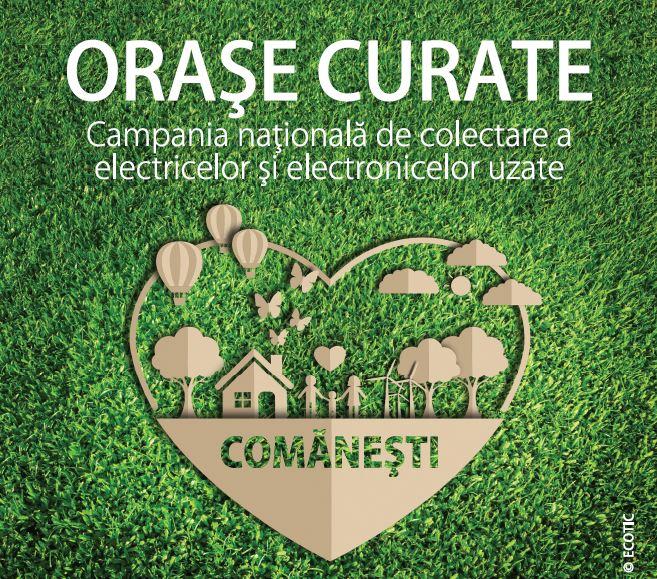 CLEAN CITIES: COMANESTI, JUNE 24-28, 2019