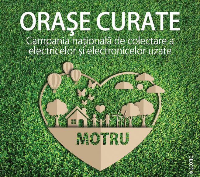 ORASE CURATE: MOTRU, 23-27 SEPTEMBRIE 2019