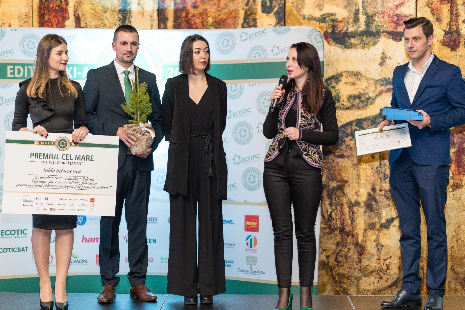 The 2019 Clean Environment Awards Gala announced its winners