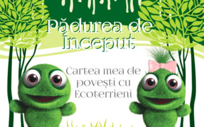 The beginning forest - My book of stories with Ecoterrieni