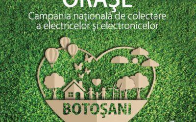 CLEAN CITIES: BOTOȘANI, AUGUST 10 - 31, 2020