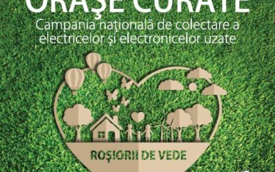 ORAȘE CURATE: ROȘIORII DE VEDE, 31 AUGUST – 4 SEPTEMBRIE 2020