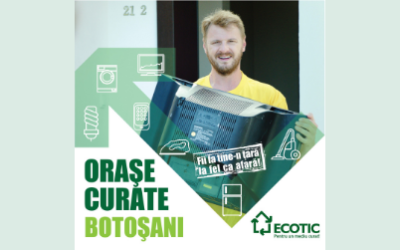 Botoșani County collects separately for a clean environment!