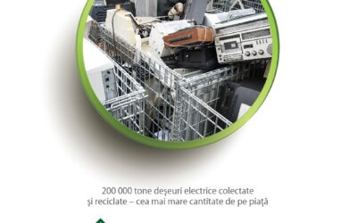ECOTIC: over 200 tonnes of managed waste