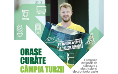 Câmpia Turzii collects separately for a clean environment!