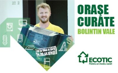 Hand over electrical waste and win!
