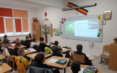 Ziua Mondială a Mediului în Școli – iunie 2021
