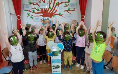 """End of the ninth edition of """"And the little ones do great deeds"""" with over 6 tons of batteries collected"""