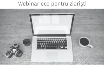 EcoForum - webinar dedicated to journalists on waste management and recycling