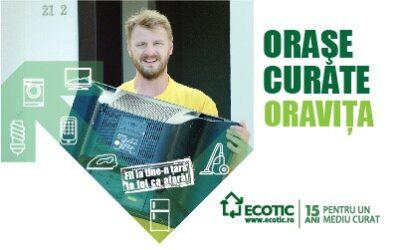 CLEAN CITIES: ORAVIȚA, OCTOBER 28, 2021