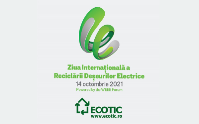 Participates in ECOTIC actions dedicated to the International Day for the Recycling of Electrical Waste