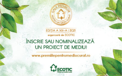 Do you have an environmental project? Enter it in the Clean Environment Awards Gala!